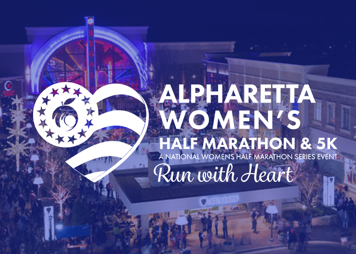 Inaugural Alpharetta Women's Half Marathon & 5K Set For Sunday, November 4, 2018!