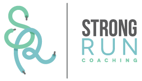 Strong Run Coaching Logo Alpharetta Women's Half Marathon