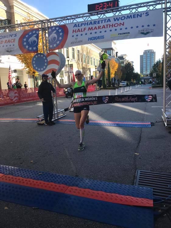 2018 Alpharetta Women's Half Marathon