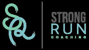 Strong Run Coaching Logo Alpharetta Women's Half Marathon