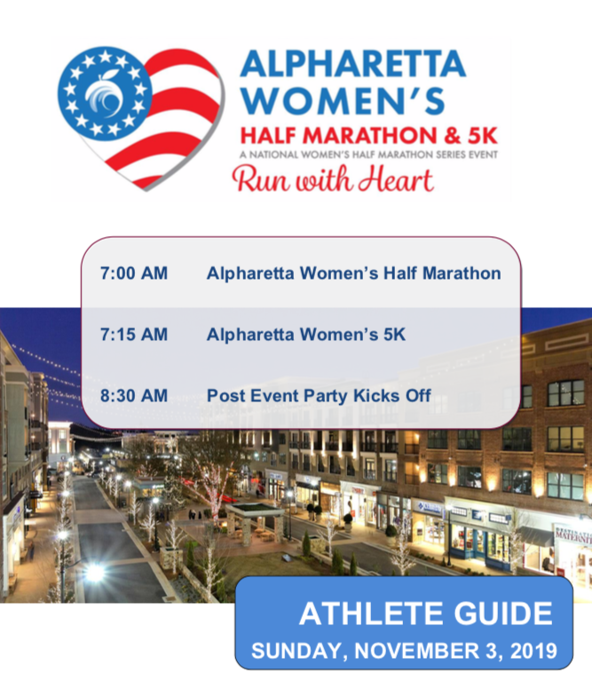 2019 Alpharetta Athlete Guide