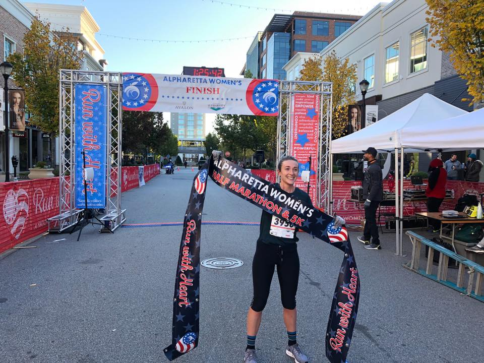 2019 Alpharetta Women's Half Marathon